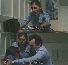 I cried so hard in that scene....