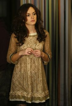 Blair, one of my favorite outfits of the series