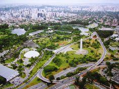 Ibirapuera Park - São Paulo- Brasil