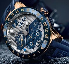 Ulysse Nardin http://www.slideshare.net/AmazingSharing/top-10-best-citizen-watches-for-women-eco-drive-with-style