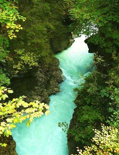 Rissbach Gorge, Germany  It's pretty nice. People should visit this wonderful country.