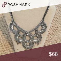🎄SALE Stella & Dot Tallulah Bib Necklace BNIB! BNIB. Perfect for the holidays! Stella & Dot Jewelry Necklaces