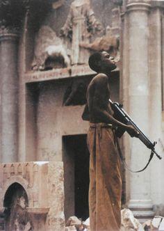 Dan Eldon. Somalia.