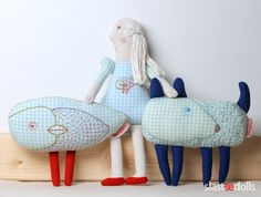 sérii hraček Luna a kamarádi / Luna and friends by Slastidolls
