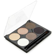 Forever 21 Ultimate Eyeshadow Palette (23 ILS) ❤ liked on Polyvore featuring beauty products, makeup, eye makeup, eyeshadow, palette eyeshadow and forever 21