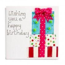 A Happy Birthday Card