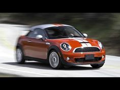 2012 Mini Cooper S Coupe - Fun Over Function? We find out on the latest episode of Ignition.