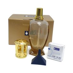 Great Retired Lampe Berger Fragrance Lamp Champagne Athena NEW LampeBerger