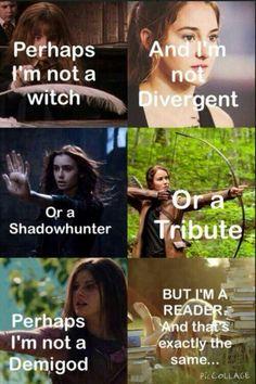 Harry Potter | Divergent | TMI | THG | Percy Jackson | Fandoms