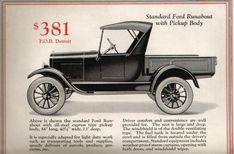 Model T Ford Forum: 26 Roadster Pickup on Ebay