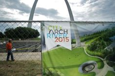 Gallery: Arch grounds is connected to downtown : Stltoday