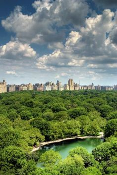 Central Park in New York, been here. Tavern On the Green, Imagine for John Lennon...great places to visit.