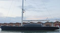 Sailing Yacht - Nativa - Arzana Navi - Completed Superyachts on Superyacht Times .com
