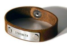 Strength – Warrior Training Bracelet 6.5