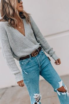 Gucci Belt Size Guide Gucci Belt Ideas of Gucci Belt Modest Summer Outfits, Fall Outfits, Cute Outfits, Fashion Outfits, Gucci Outfits, Fashion Fashion, Fashion Tips, Gucci Belt Sizes, Diy Vintage
