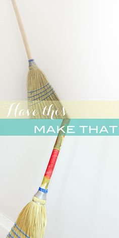 Have & Make: Fabric Coated Clean | House of Earnest