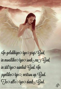 Christian Pictures, Christian Quotes, Scripture Verses, Bible Quotes, Afrikaanse Quotes, Good Morning Inspirational Quotes, Praise The Lords, Strong Quotes, Picture Quotes