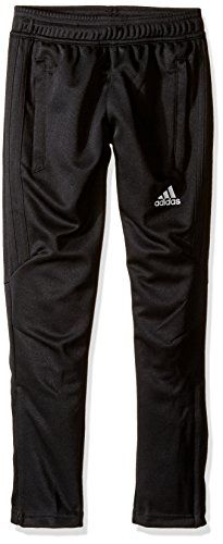 adidas Youth Soccer Tiro 17 Pants - These Boy's climacool training pants provide heat and moisture management through ventilation and pes pique fabric.