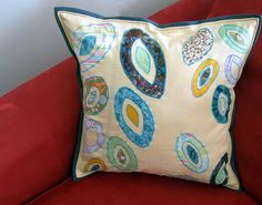 Love the funky shape! Anthropoligie-inspired.