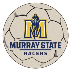 Murray State Racers Soccer Ball Rug