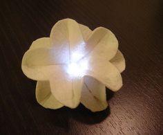 Soft Circuit Moonlight Flower