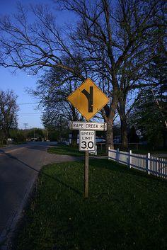 GRape Creek Road  Danville, IL