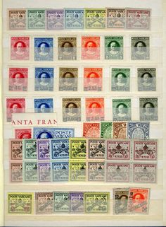 Vaticane Stamps bulk lot 1929-56 small stock book with complete sets, quantities from 1-4 of each, highlights include 1934 Provisionals (three sets, one used, others l.h.), Ju...