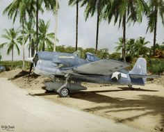 Hellcat, 'Miss New Orleans' of She was lost near Rabaul on February (The pilot, Lt. Hagans was rescued. Grumman Aircraft, Navy Aircraft, Ww2 Aircraft, Military Aircraft, Diorama, Grumman F6f Hellcat, Photo Avion, Aircraft Parts, Aircraft Painting
