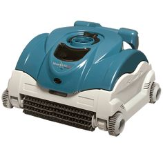 Hayward Shark Vac XL cleans pool floor and walls with computer efficiency. Its sleek, low-profile design and easy top-access allows quick debris removal and easy cleanup. Hayward Shark Vac XL calculates the size of pools and programs itself for the most time and energy-efficient cleaning path - cleaning floors and walls as it goes. It uses up to 94% less energy than most pressure cleaners and comparable to the energy used by a standard light bulb.