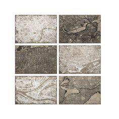 Metropolis Street Maps