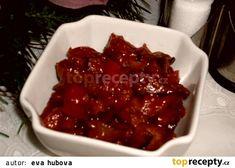 Pikantní směs na topinky recept - TopRecepty.cz Beef, Food, Meat, Essen, Ox, Ground Beef, Yemek, Steak, Meals