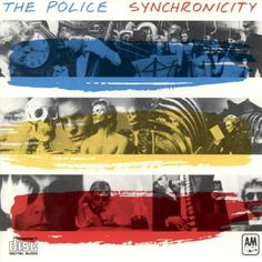 fde12d887b6 The Police - Synchronicity Great Albums