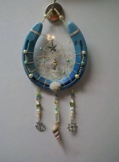 Horseshoe dream catcher the best thing ever!!