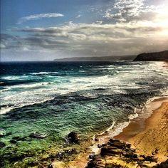 #barbeach #newcastle #australia  great light on a windy day