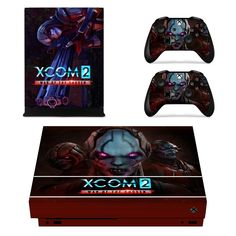 Search For Flights Xbox One X Sonic Forces 3 Skin Sticker Console Decal Vinyl Xbox One Controller Faceplates, Decals & Stickers Video Games & Consoles