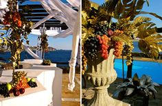 professionally planned grecian party | Gods of Hedonism – Dsquared2 Party @ Private Villa in Mykonos