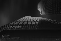 One - Pinned by Mak Khalaf One Black and White 建筑摄影黑白 by d5239e5024ca58b6a10a027d578083809