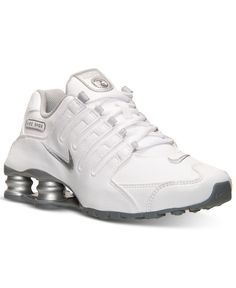 Nike Women's Shox NZ EU Running Sneakers from Finish Line - Finish Line  Athletic Sneakers - Shoes - Macy's