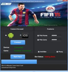 Fifa 15 Ultimate Team Coins Generator Android