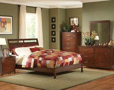 Rivera Queen 5pc. Bedroom by Home Elegance