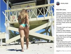 This Fitness Model Shared a Pic of Her Cellulite—And Then Got Real About Fitness and Self-Love
