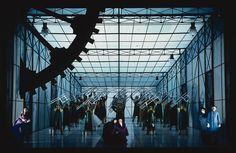 The Glassblowers Set designer: John Gonklin Costume designer: Gabriel Berry Photo by: George Mott