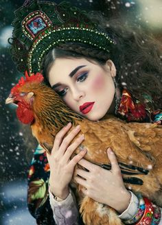 Russia-based photographer Margarita Kareva is a photographer who marks her superb talent in photography through magical and fantasy art. With so much passion, Margarita captures dream-like and magical fairy tale photos with Russian Folk, Russian Art, Russian Style, Russian Beauty, Foto Fantasy, Fantasy Art, Fantasy Books, Fantasy Photography, Amazing Photography