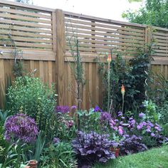 Venetian Fence Topper - Adding fence toppers to your fence panels can increase security, extend fence height or add privacy - Privacy Fence Landscaping, Privacy Fence Designs, Garden Privacy, Backyard Privacy, Privacy Fences, Diy Fence, Garden Shrubs, Backyard Fences, Backyard Landscaping