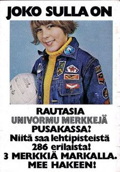 Old Commercials, Good Old Times, Joko, The Old Days, Magazine Articles, Old Ads, Ancient History, Vintage Ads, Finland