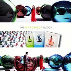 The Matched Trilogy by Ally Condie