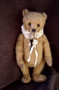 Sweet Loved Teddy...Esther Pepper teddy bears.