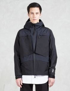 Man of Moods M/M1610-jk01 Event 3 Layer Medium Weight Shell Jacket