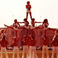 1981 National Champion Cheerleading Squad - The Ohio State University
