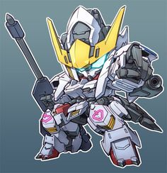 Embedded image Arte Gundam, Gundam Art, Chibi, Blood Orphans, Gundam Iron Blooded Orphans, Gundam Astray, Gundam Wallpapers, Gundam Custom Build, Robot Concept Art